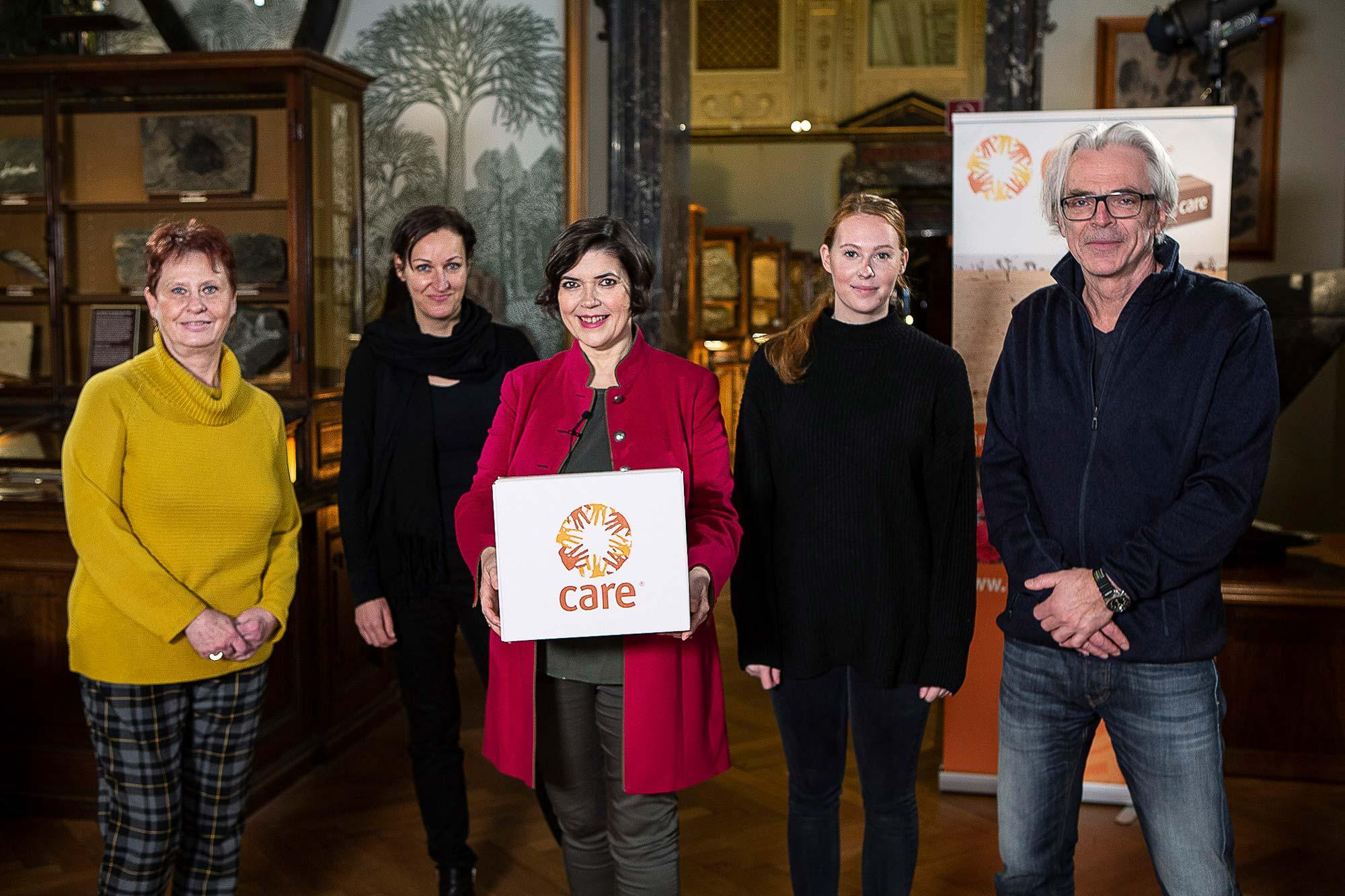 Horky Event für CARE Österreich